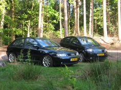 Audi A3 S line 2002