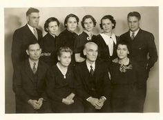 Jacob and Pauline Dastrup 50th Wedding Anniversary 1938 - Photos and Stories — FamilySearch.org