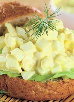 Salată de ouă   Retete culinare - Romanesti si din Bucataria internationala