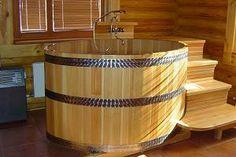 Sauna for sale, sauna tubs price list and models, buy outdoor tub, outdoor sauna bats or pool Sauna For Sale, Barrel Sauna, Outdoor Sauna, Wooden Bath, Bathtub, Home, Standing Bath, Bathtubs, Bath Tube