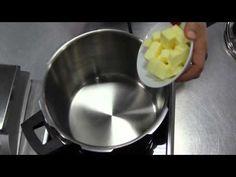 Modernist Cuisine Caramelized Carrot Soup - YouTube