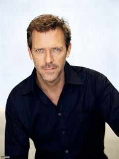 Hugh Laurie :)  He's funny, he's handsome, he's got that lovely accent...