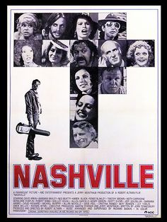 Nashville - Robert Altman - 1975