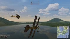 Rise of Flight [United] is a Free to play WWI [World War one] realistic Flight simulator, Shooter MMO Game featuring advanced physics and damage model