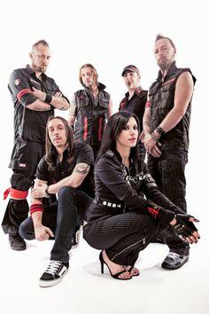 Atlanta Metal Kick Ass Band Legion X