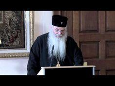2015 FoMA Madingley Conference: Session 3: Metropolitan Nikolaos (Hatzinikolaou) of Mesogaia - YouTube