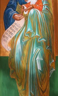 Grâce laborarte Byzantine Icons, Byzantine Art, Religious Icons, Religious Art, Greek Icons, Male Icon, Russian Icons, Orthodox Icons, Sacred Art