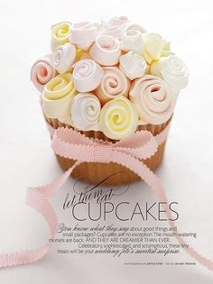 Let them eat cupcakes - Martha Stewart Weddings