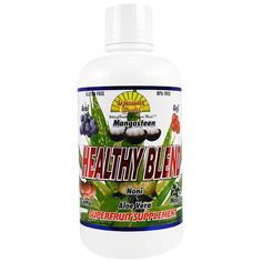 Dynamic Health  Laboratories, Healthy Blend,Superfruit Supplement, 32 fl oz (946 ml)