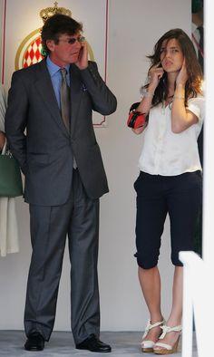 Charlotte Casiraghi Photos: F1 Grand Prix Of Monaco 2006