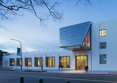Official photos released of new Berkeley art and film centre by Diller Scofidio + Renfro