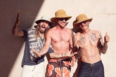 JARED , SHANNON and TERRY