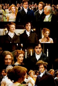 """The Bennets' looser clothes are echoed by their unadorned complexions and more natural hairstyles. We made them old-fashioned. So you can understand why Darcy might look on them as rather hoydenish and country bumpkin.""    (Deborah Moggach, Screenwriter)"