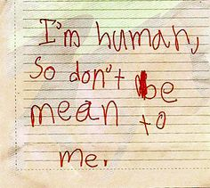 On second thought, this quote is a lot deeper than it seems. You go, random kid.