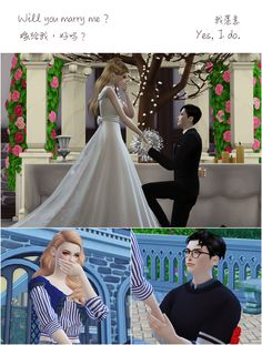 Flower Chamber — 🌺 Wedding Project Re-edit Poses Sets 🌺 Notes: Sims 4 Couple Poses, Kid Poses, Couple Posing, Sims 4 Game Mods, Sims Mods, Sims 4 Wedding Dress, Wedding Dresses, Wedding Poses, Wedding Portraits
