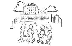 Enron stagiairs