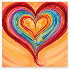Heart Art | Debbie Arambula | The Painter of Love | Morgan Hill, CA