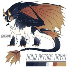 Httyd Dragons, Cute Dragons, Oc Drawings, Animal Drawings, Mythical Creatures Art, Fantasy Creatures, Fantasy Dragon, Fantasy Art, Night Fury Dragon