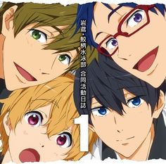 Iwatobi/Samezuka Suiei-bu Goudou Katsudou Nisshi Vol. 1   TV Anime Free! Eternal Summer Drama CD- *Free!*, the popular high-school-boys-meets-swimming anime only continues to capture fans hearts with its second season, *Eternal Summer*. If you still can't get enough though, you need to pick up one of these excellent Season 2 drama CDs! Featuring all your favorite characters from the anime played by their original voice actors, this side story is the perfect way to dive deeper into the world…