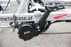 Der neue Bafang 8FUN Mittelmotor 4 Wheel Bicycle, Metal, Stuff To Buy, Tandem Bicycle, Metals