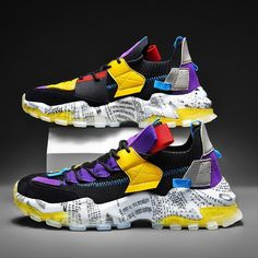 Casual Trainers, Sports Trainers, Men Trainers, Men's Shoes, Nike Shoes, Shoes Sneakers, Art Shoes, Sport Casual, Men Casual