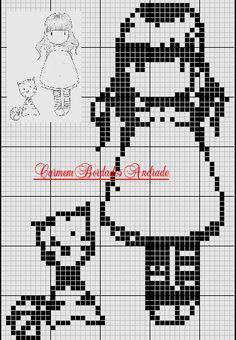 g Cross Stitch House, Cross Stitch Boards, Cross Stitch Bookmarks, Cross Stitch Embroidery, Cross Stitch Patterns, Knitting Patterns, C2c Crochet, Filet Crochet, Modele Pixel