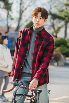 Nam Joo Hyuk In Weightlifting Fairy Kim Bok Asian Actors, Korean Actors, Korean Idols, Nam Joo Hyuk Weightlifting Fairy, Michael Fassbender, Park Hyun Sik, Nam Joo Hyuk Wallpaper, Park Bogum, Joon Hyung