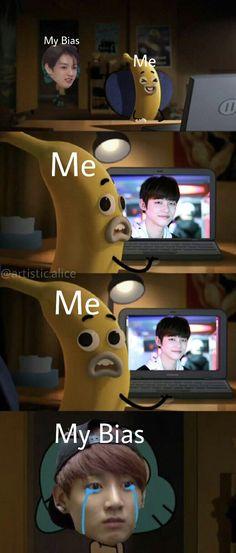 When your boyfriend finds u looking at someone eles. Bts Namjoon, Taehyung, Bts Jungkook, K Pop, Memes Fr, Bts Meme Faces, Bts Memes Hilarious, Wattpad, Bts Fans