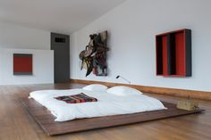 Image result for donald judd bedroom