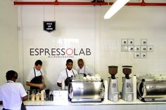 10 of the Best Coffee Shops in South Africa Best Coffee Shop, Coffee Shops, Best Places To Work, Best Location, Cape Town, Espresso, Lab, Woodstock, Shopping