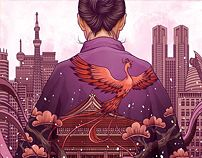 Illustration 7 by Yuta Onoda, via Behance