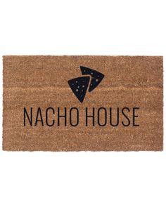 Nacho House Coconut Husk Door Mat is on Rue. Shop it now.