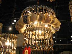 teacup chandelier - Google Search