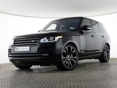 Land Rover Range Rover SUPERCHARGED SV-AUTOBIOGRAPHY DYNAMIC