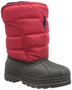 Polo Ralph Lauren Kids Hamilten EZ Winter Boot (Toddler/Little Kid/Big Kid