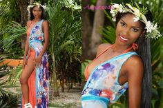 Cherese James is Miss United Continents Guyana 2015