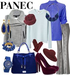 """""""#56"""" by panecfashion ❤ liked on Polyvore"""
