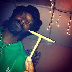 Snoop Lion! or Lyon? idk just got high off the pic