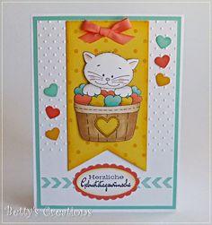 Bettys-creations: Herzliche Geburtstagswünsche