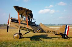 Picture of the Royal Aircraft Factory S.E.5