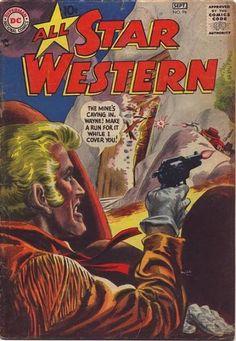 All-Star Western (Volume) - Comic Vine