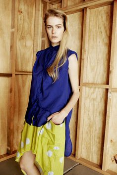 Therese Rawsthorne Ensemble SS12/13 Lookbook