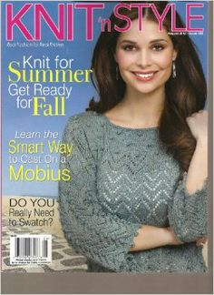 Knit 'N Style Magazine (August 2012): Various: Amazon.com: Books