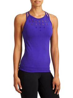 Fastest Track Muscle Tank - Your favorite, go-to training tank for high-intensity sweat sessions has our best technologies: Unstinkable, and chafe-free seamless fabric. Workout Attire, Workout Gear, Tennis Clothes, Golf Outfit, Athletic Outfits, Active Wear, Athletic Tank Tops, My Style, How To Wear