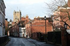 Bewdley Town,  High St.  UK
