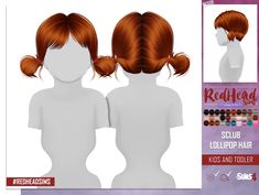 Coupure Electrique: S-Club`s Lolipop hair retextured kids and toddlers versions - Sims 4 Hairs - http://sims4hairs.com/coupure-electrique-s-clubs-lolipop-hair-retextured-kids-and-toddlers-versions/