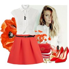 """""""Amber Heard."""" by juls on Polyvore"""
