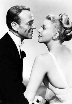 "Fred Astaire and Ginger Rogers, ""The Barkley's of Broadway. Hollywood Icons, Golden Age Of Hollywood, Vintage Hollywood, Hollywood Stars, Classic Hollywood, Hollywood Couples, Hollywood Glamour, Fred Astaire, Classic Movie Stars"
