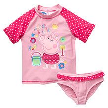 ac8eacbcc4f62 Girls Swimwear, Bathers & Bikini Ages 1-7 | Target.com.au. Swim SetsPig  BirthdayPeppa PigToddler OutfitsBaby ...
