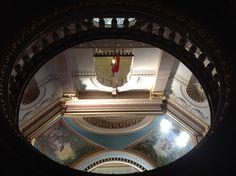 British Columbia Legislature. British Columbia, Canada